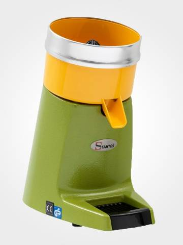 Santos #38  Greeen Colored   Commercial Citrus Juicer  SAN38 - Green Colored_MAIN