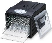 "Samson ""Silent"" 6 Tray Dehydrator with Stainless Steel Trays THUMBNAIL"