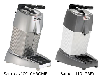 The Santos N10 (formerly Miracle MJ500) Commercial Citrus Juicer