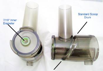 Drum for SCOOP Shaped Screen / Cone_MAIN