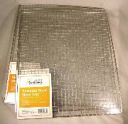 3-Pack Tribest Stainless Steel Drying Trays For Sedona 9000 or 9150  Mfg Part Number - SD77S3