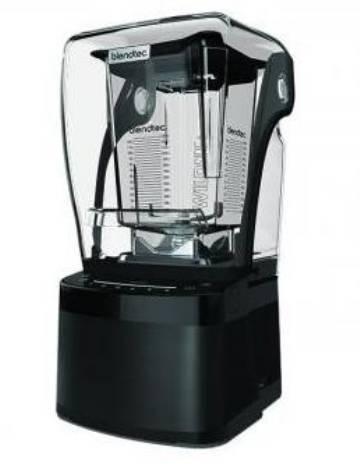 Blendtec Stealth Commercial Counter-Top 15 Amp Blender Package: Stealth – 100340 (RE29PA01S)