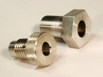 Outlet Screw (Front Knob) for Stainless Steel Workhorse MAIN