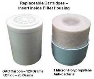 ACF-K REPLACEMENT CARTRIDGES for Aquatonic AQ/EC/SP Filter