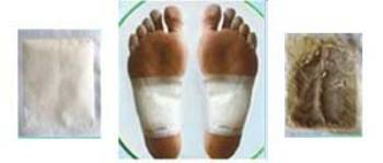 Acuped Detox Foot Patches MAIN
