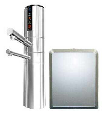Alkaviva ULTRA Delphi with Electronic Faucet