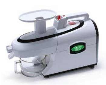 Tribest Green Star Elite Twin Gear Juicer  Model GSE-5000