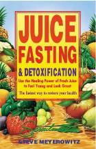 Juice Fasting and Detoxification THUMBNAIL