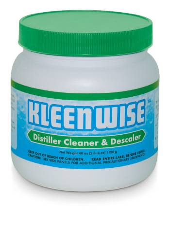 Kleenwise Distiller Cleaner - 40oz. MAIN