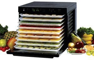 Tribest Sedona Dehydrator - Model SD-P9000 MAIN