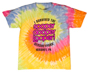 SooperDooperLooper Pastel Tie-Dye Youth T-Shirt THUMBNAIL