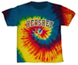 HERSHEY  Youth T-Shirt Tye Dye THUMBNAIL