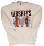 Hersheypark Little Bit of Hershey's Youth Hooded Sweatshirt THUMBNAIL
