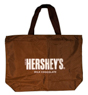 Hershey Brand Tote Bag, Brown THUMBNAIL