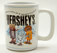 Little Bit of Hershey's Character Mug, 14oz LARGE