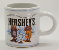 Hersheypark Little Bit of Hershey's Mini Mug LARGE