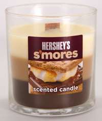 Hershey`s S`Mores Candle LARGE