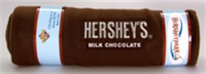 Hershey's Brand Throw Blanket LARGE