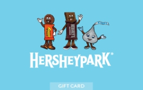HERSHEYPARK Gift Card LARGE