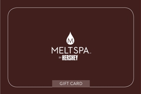 MeltSpa by Hershey Gift Card LARGE
