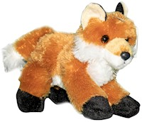 Mini Flopsie Fox Foxxie Plush LARGE