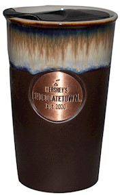 Chocolatetown Emblem Travel Mug LARGE