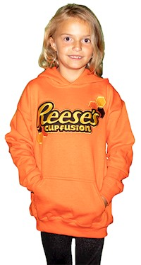 Cupfusion Hooded Youth Sweatshirt LARGE