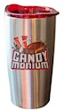 Candymonium Stainless Steel Travel Mug, 20oz THUMBNAIL