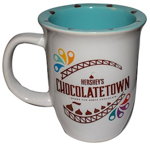 Chocolatetown Pinwheel Mug LARGE
