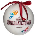 Chocolatetown Pinwheel Ornament THUMBNAIL