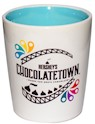 Chocolatetown Pinwheel Shotglass THUMBNAIL