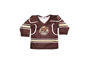 Hershey Bears Away Infant/Toddler Jersey LARGE