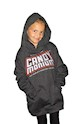 Candymonium Embroidered Logo Hooded Youth Sweatshirt THUMBNAIL