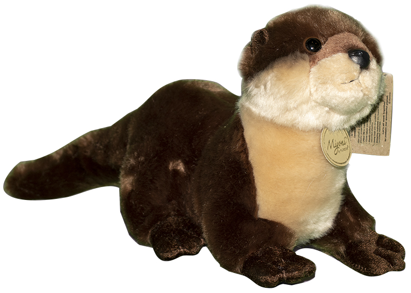 Miyoni River Otter Plush LARGE
