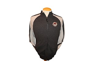 Hershey Bears Middle Brooks Full Zip Adult Fleece Jacket LARGE