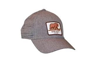 Hershey Bears Streetwear Perforated Baseball Hat LARGE
