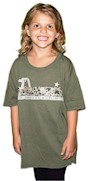 ZooAmerica Camo Youth T-Shirt THUMBNAIL