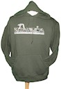 ZooAmerica Camo Hooded Adult Sweatshirt THUMBNAIL