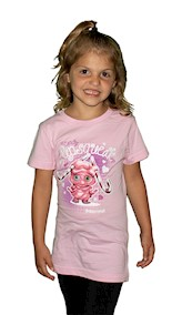 Cupfusion Candy Pipsqueak Youth Girl T-Shirt LARGE