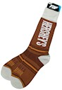 Hershey Brand Stripealicious Adult Socks THUMBNAIL
