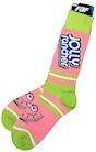 Jolly Rancher Brand Stripealicious Adult Socks THUMBNAIL