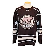 Hershey Bears Authentic Away Jersey THUMBNAIL