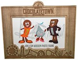 Chocolatetown Wood Grain Picture Frame, 4x6 THUMBNAIL
