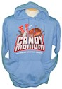 Candymonium Hooded Adult Sweatshirt THUMBNAIL