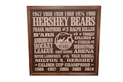 Hershey Bears Vintage Bar Sign THUMBNAIL