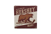 Hershey Bears Mini Canvas Sign THUMBNAIL