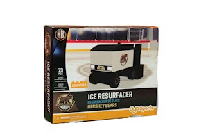 Hershey Bears Zamboni Building Set LARGE