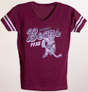 Hershey Bears Ladies Gametime T-shirt THUMBNAIL