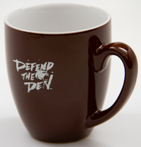Hershey Bears Defend the Den Mug LARGE