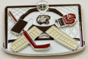 Hershey Bears Moving Goalie Magnet THUMBNAIL